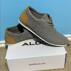 Leather Aldo Shoes